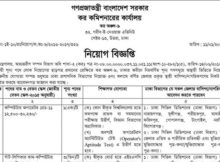 job circular in finance